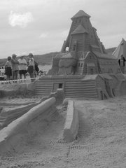 Halibolina Sand Castle
