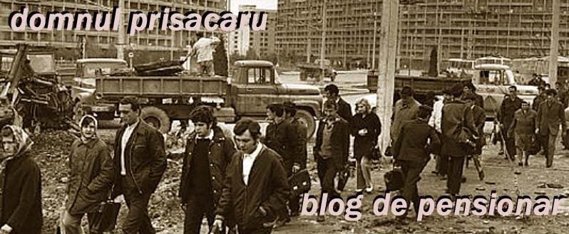 blogul domnului prisacaru