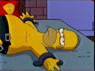 Homer vs. Parker Posey