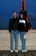 Steve and Lisa