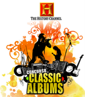 """CLASSIC ALBUMS"" HISTORY CHANNEL MIERCOLES 10 PM"