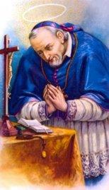 Santo Afonso de Maria Ligório, orai por nós.