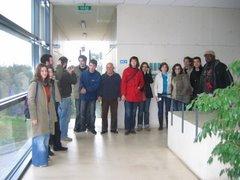 Visita à Universidade de Aveiro