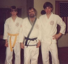 White Belt 1983