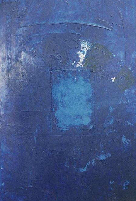 KLEIN BLUE, 1995