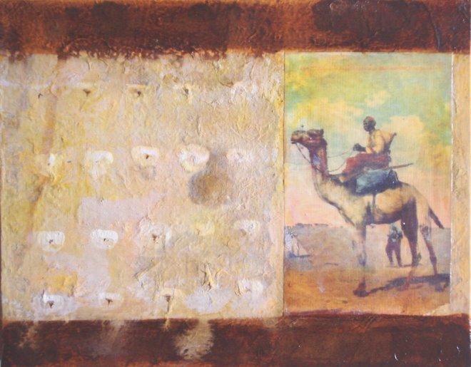 Carnets d'Afrique VII (vendu)