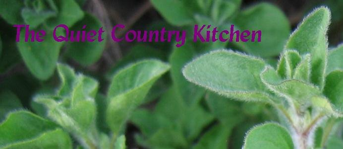 The Quiet Country Kitchen