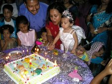 Nivi's Birthday