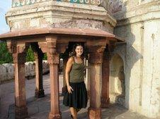 Jenna in Delhi
