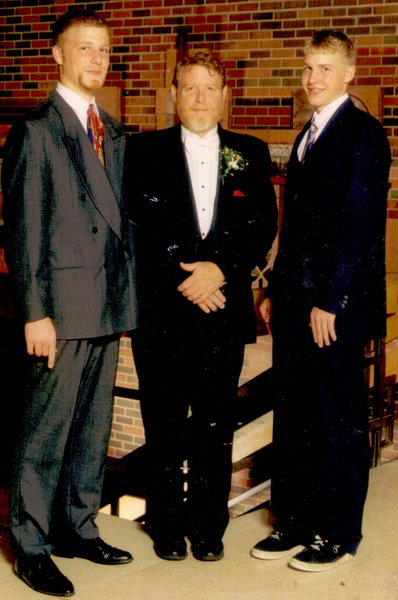 John, JEP, Michael