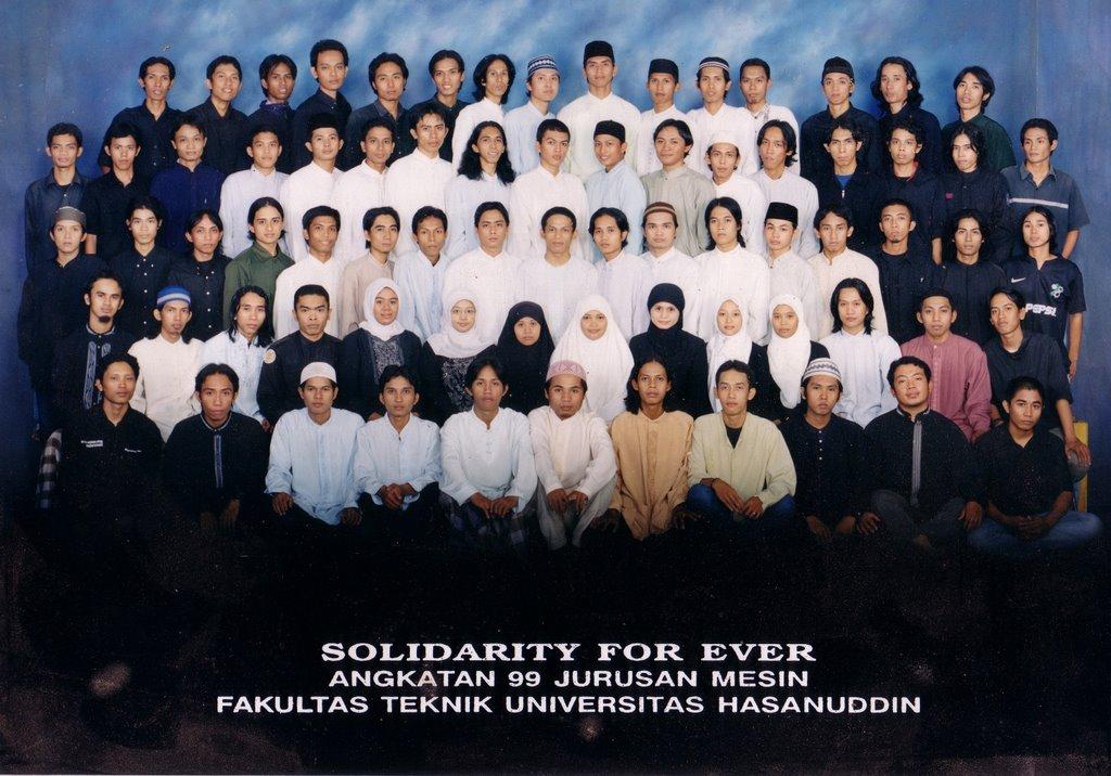 Mesin UNHAS '99