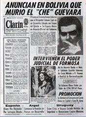 MUERE EL CHE