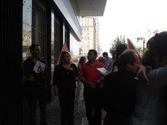 Ato CUT em 05/07 - em defesa dos direitos dos trabalhadores