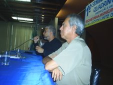 I Seminrio sobre quadrinhos, leitura e ensino - 18/05/2007