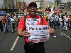 Mi Protesta el Día del Periodista