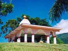 Samadhi em Nova Gokula