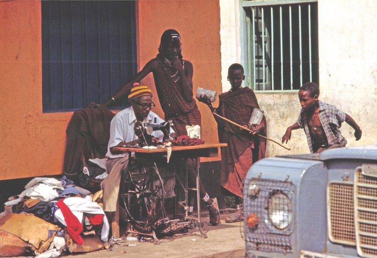 tanzania 1990