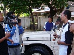 Wawancara Dengan Bali TV