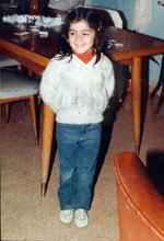 Esta soy yo (cuando era mayor)