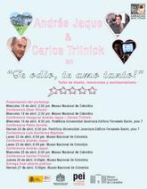 Taller de diseño, telenovelas y sentimentalismo dirigido por Andrés Jaque y Carlos Trilnick