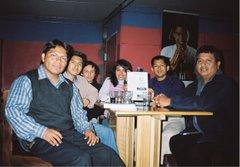 Reunión en la Facultad de Letras UNMSM