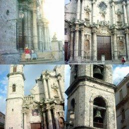 Tú me recuerdas las calles de La Habana Vieja...