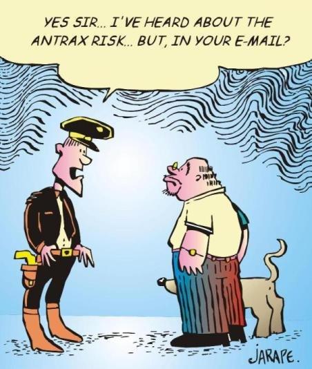 Antrax menace