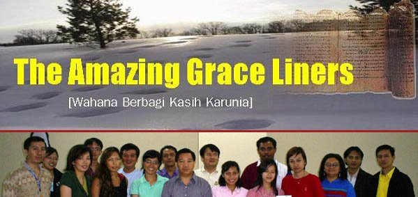 The Amazing Grace Literature Ministers