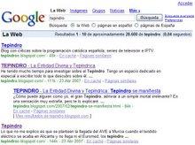 """I Concurso de Posicionamiento Web """"TecnoUcam-Tepindro"""""""
