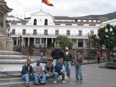 Plaza Mayor de Quito
