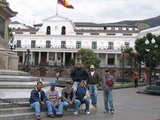 Plaza Mayor de Quito