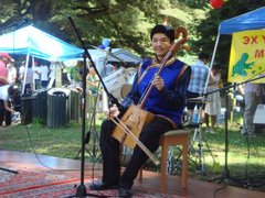 Mongolian traditional instrument