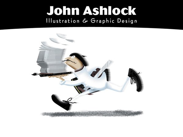 John Ashlock Illustration