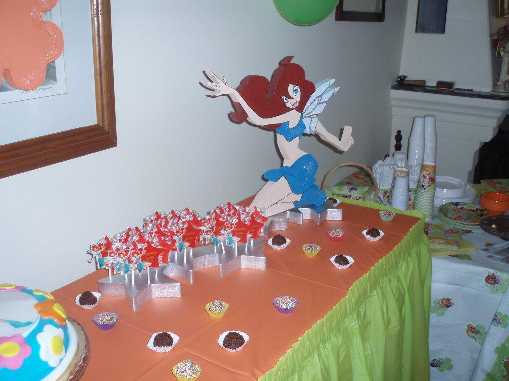 decoracao festa winx:Ar de Festa: Festa Winx