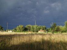 tormenta en la casa quinta