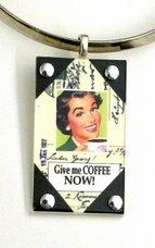 Coffee Pendant