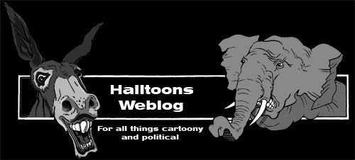 Welcome to the Halltoons Weblog