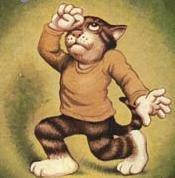 <i>Fritz the Cat</i>. Crumb