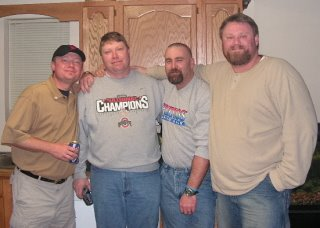 Jeff Myers, Brian Wilson, Wes Stuckert, Aaron James