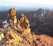 Lenana point, Mt Kenya
