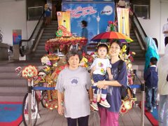 GrandMa in KL Tower