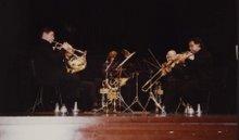 Jose Chafer de Gira con Spanish Brass 2002