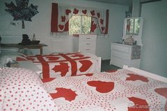 The Canadian Bedroom...