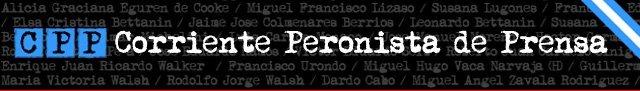 Corriente Peronista de Prensa