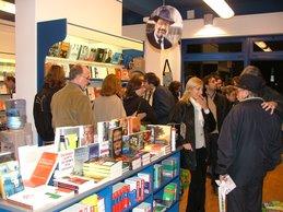 Inaugurazione in libreria