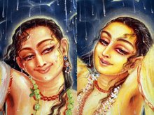 nitaai-gaura's rain of divine tears of love