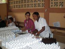 Doctores de la Escuela Latinoamericana de Medicina, ELAM, Cuba