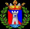 Stemma Ufficiale del Comune di Porto Torres provincia di Sassari (Sardegna, Italia)