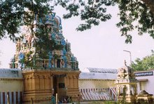Temple at Mandhurai