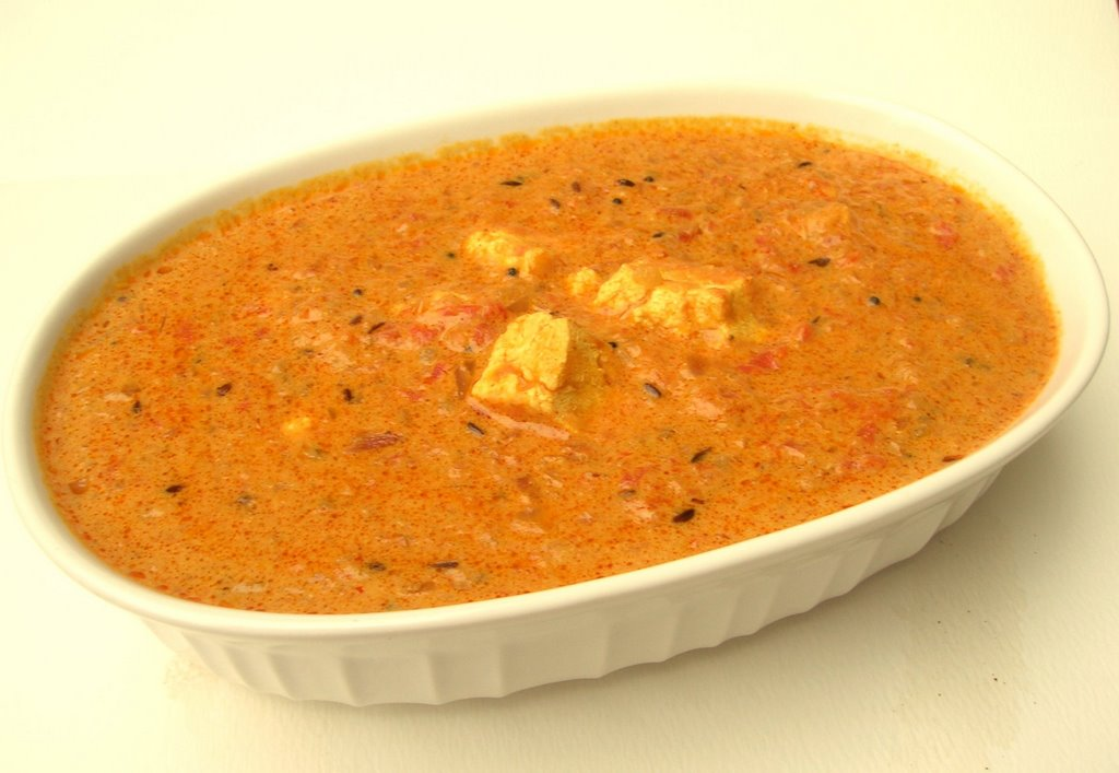 how to cook shahi paneer at home
